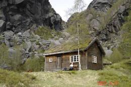 Husmannsplassen Bjørnestigen - Foto: Eivind Hammer