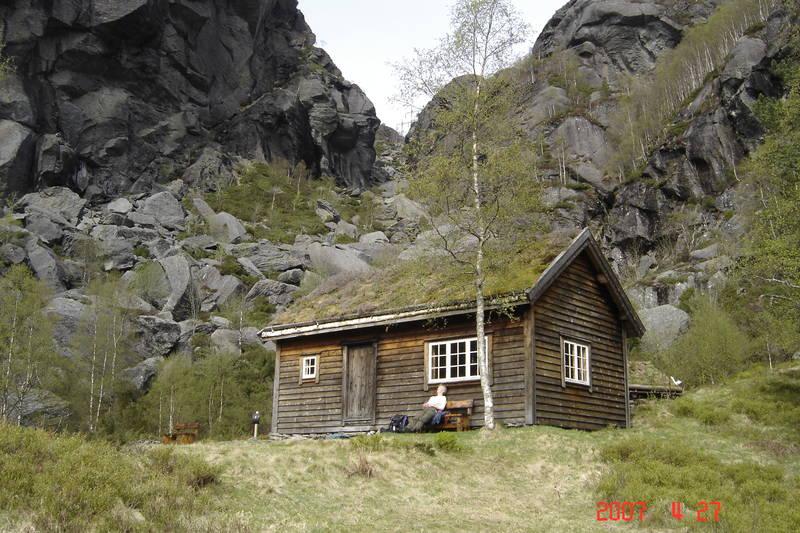 Husmannsplassen Bjørnestigen