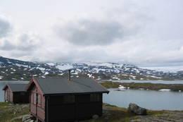 Paurohytta - Foto: Narvik og Omegn Turistforening
