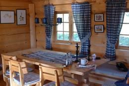 Stua med spiseplass - Foto: Åmund Tonna/DOT