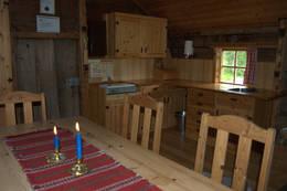 Stua på Jakobselet - Foto: Sindre Nakken
