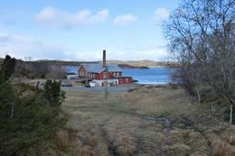 Gamle fabrikken - Foto: Johan Eide