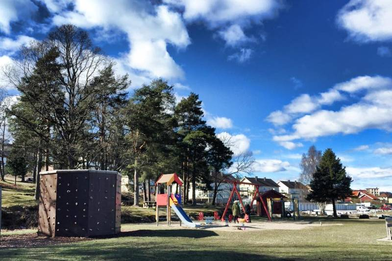 Lekeplassen i Hagemann