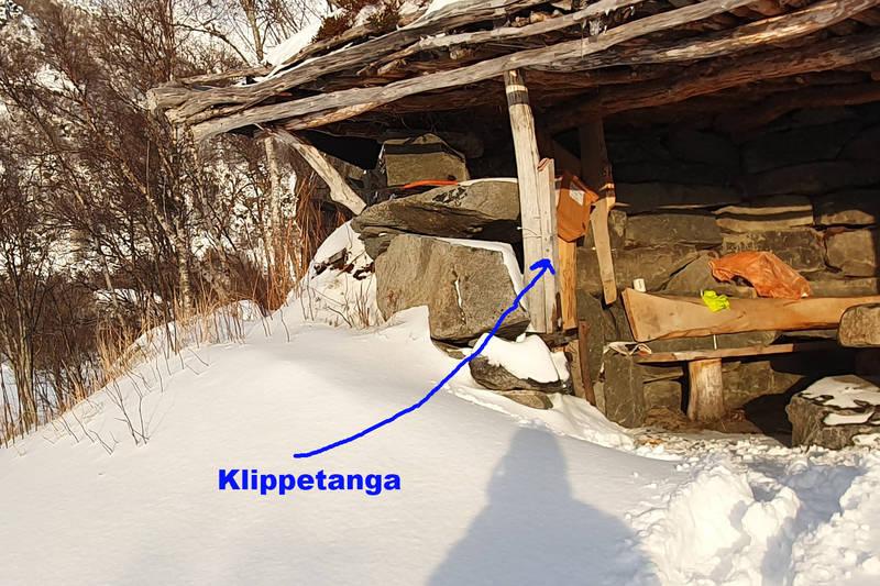 """Klippetanga for """"Ti på topp i Hamarøy"""" 2020"""