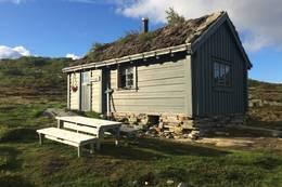 Mosdalsbu Cabin - Foto: Kevin Callens
