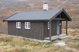 Annekset på Berdalsbu - Foto: Olav Martin Skjulestad