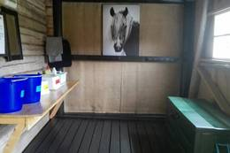 Kunst i stallen - Foto: