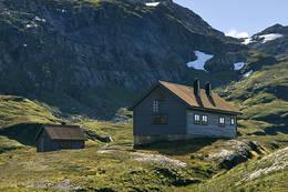 Augustsol over Vending - Foto: Helge Sunde
