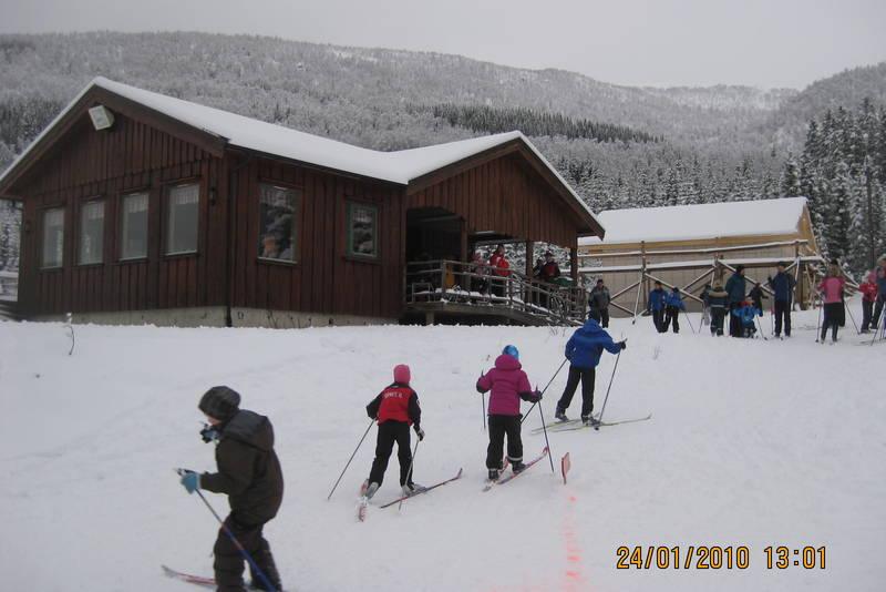 Skihytte - Spilderdalen