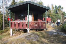 Brannåshytta - Foto: Morten Onshuus