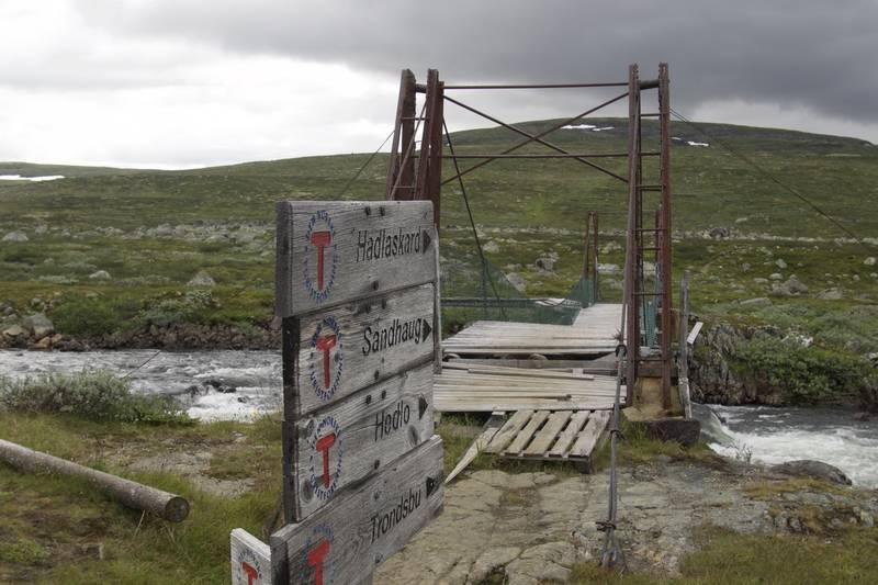 Kulturminner på Hardangervidda.