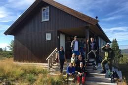 Fellestur Vestfjellhytta september 2018 - Foto: Ragnvald Jevne