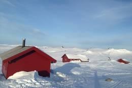 Vassdaltjørn vinter morgen  - Foto: Per Henriksen