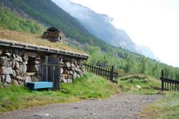 Gjendinebua - Foto: Mari Kolbjørnsrud