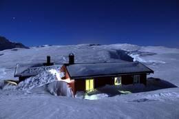 Vinter - Foto: Ukjent