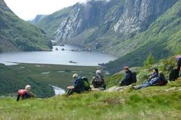 Viglesdalen -  Foto: Stavanger Turistforening