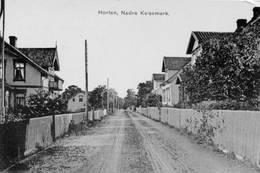Nedre Keisermark -  Foto: Lokalhistorisk senter arkiv