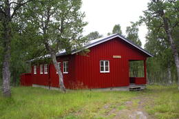 Bjørnhaugen - Foto: Johanne K. Johannesen