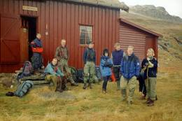 Fellestur til Midtistua - Foto: Geir Antonsen