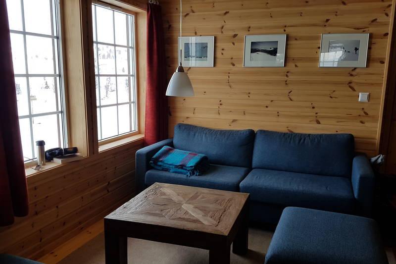 Trivelig sofakrok