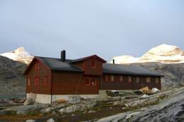 Veltdalshytta - Foto: I. Rimstad