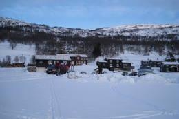 Turen starter ved parkeringen i Storli. -  Foto: Oddveig Torve
