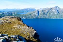Finnkonnakken i Bodø - Foto: Tursiden for Bodø og Salten
