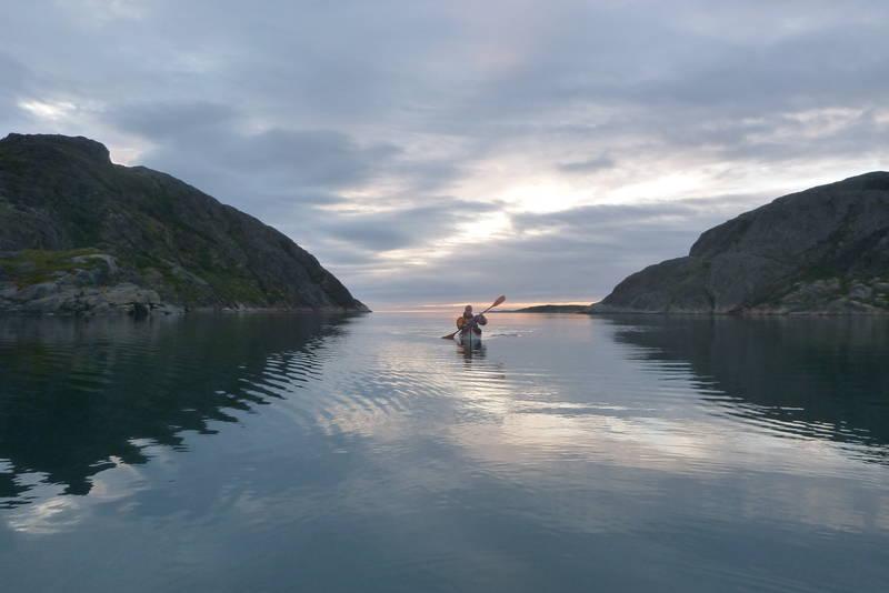 Skogerøya, Sør-Varanger