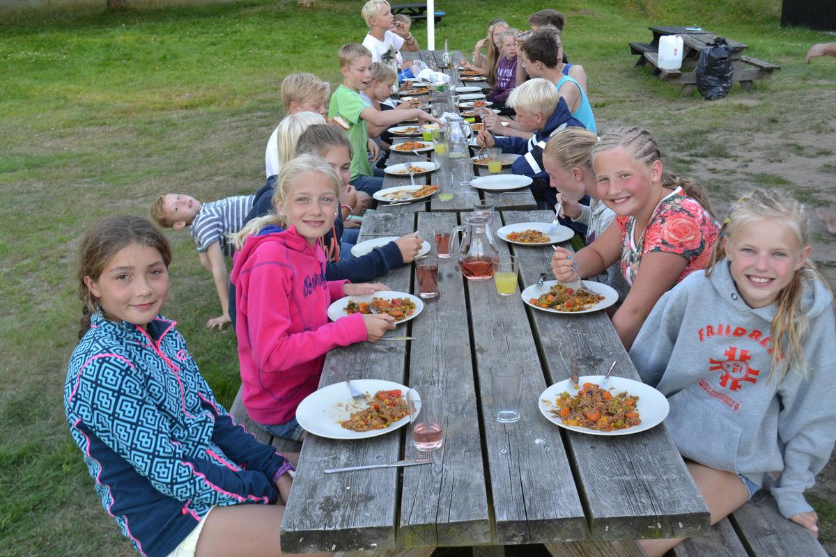 Jakthytta og Malmøya er perfekt for skoleklasser eller andre større grupper