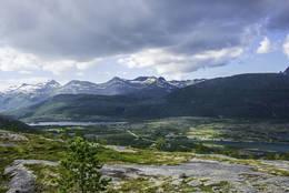 Enda lengre opp - Foto: Kjell Fredriksen