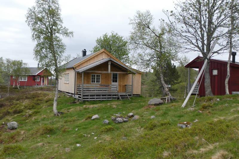 Hovstøyl - juni 2019