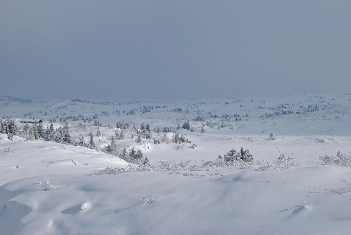 Utsikt mot Eriksbu