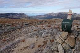 Toppen -  Foto: Erlend Dårflot Olsen