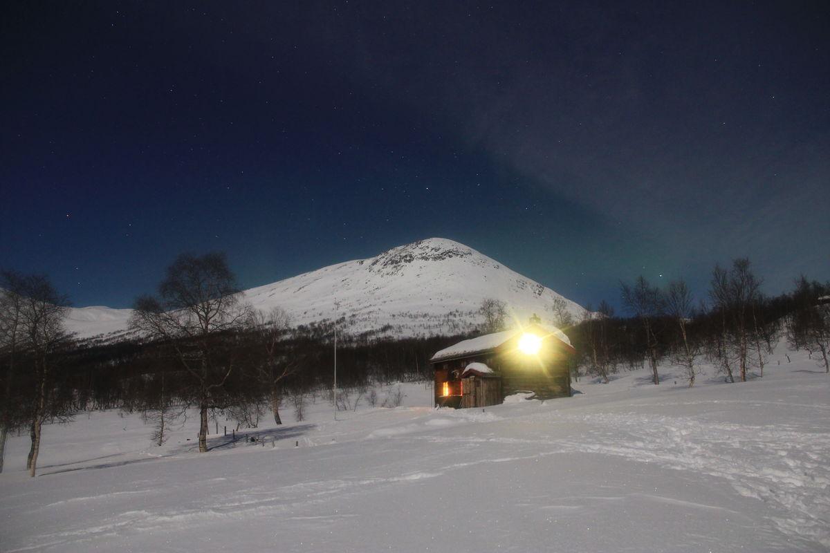 Vakkerstøylen om Vinteren