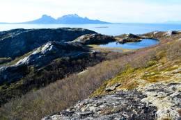 Pallvatnet i Bodø -  Foto: Tursiden for Bodø og Salten