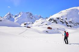 Ta turen til Trollfjordhytta! - Foto: