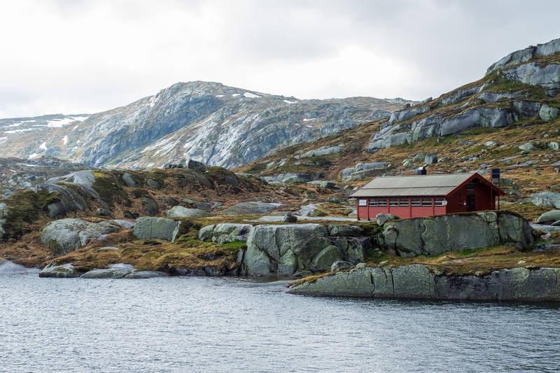Børsteinen er en fin innfallsvinkel til Lyse- og Frafjordheiene.