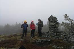 Frå toppen av Søtdalsvarden -  Foto: Gunhild Momrak