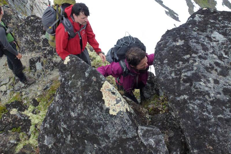 Trollhøtta byr på varierte og luftige opplevelser i storslått natur.