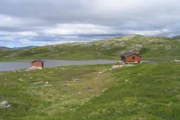 Tverrbrennstua  - Foto: Bodø og Omegns Turistforening