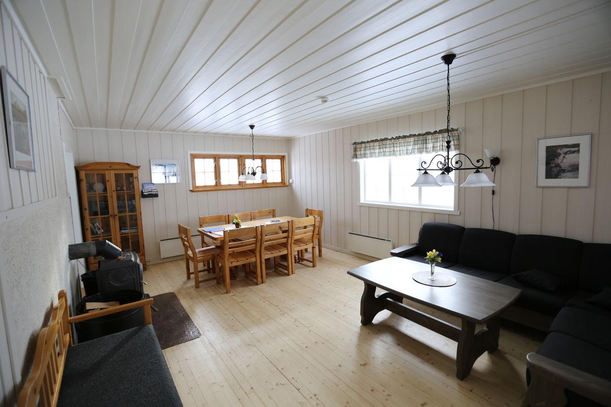 Bjørnhaugen, stue