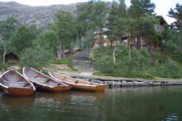 Vangshaugen - Foto: Kristiansund og Nordmøre Turistforening