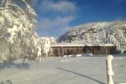 Ådneram turisthytte må bookes og er svært populær hele året spesielt om vinteren - Foto: Per henriksen