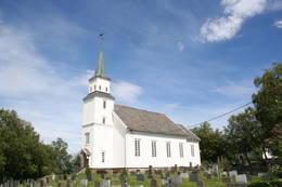 Henning kirke - Foto: Visit Innherred AS