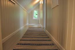 Gangen i 2.etasje - Foto: Pål Malm/DOT