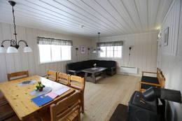Bjørnhaugen, stue - Foto: Raymond Riise