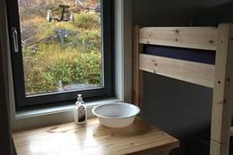 Vaskeplass på hvert soverom - Foto: