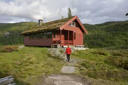 Støle turisthytte - Foto: Odd Inge Worsøe