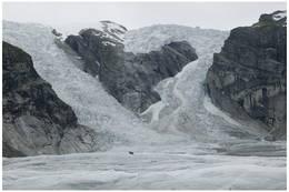 Austerdalsbreen - Foto: Sune Eriksen