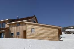 Ny hytte Blomstølen - Foto: Ukjent